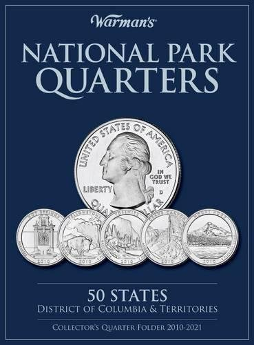 National Parks Quarters: 50 States + District of Columbia and amp; Territories: