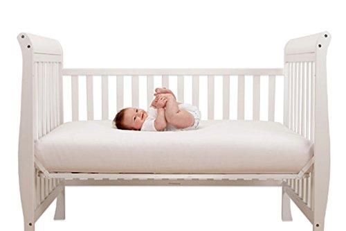 Standard Bed Baby Crib Memory Foam Mattress Infant Comfort Toddler 28 x 52 Inch
